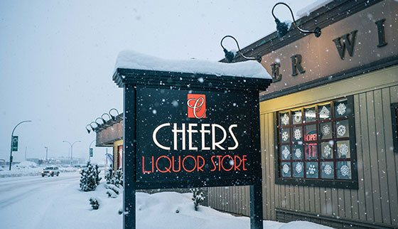 Cheers Liquor Store on Laforme